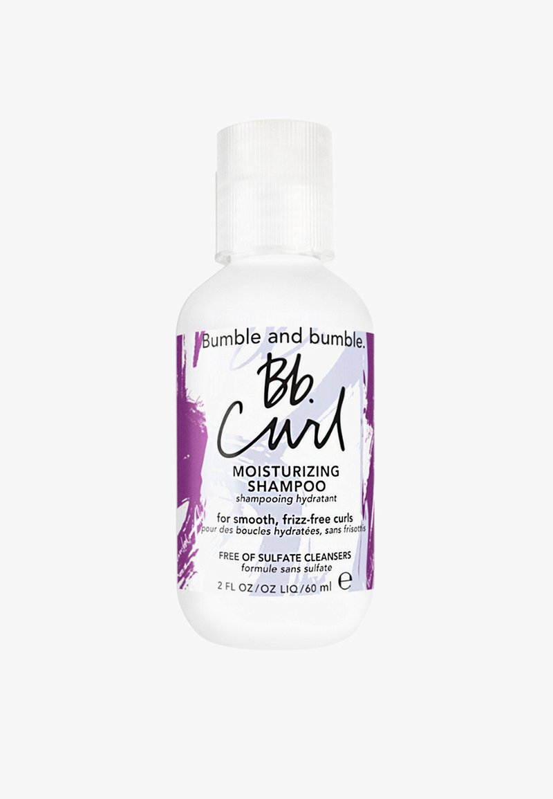 Bumble and bumble - CURL SHAMPOO TRAVEL - Shampoo - -