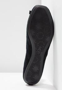 UGG - LENA FLAT - Ballerina's - black - 6
