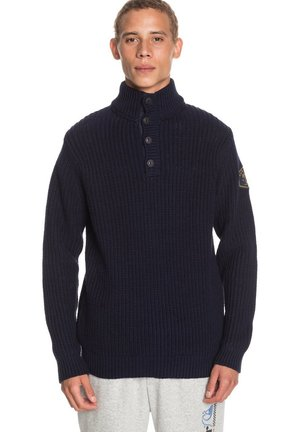 BOULEVARD DES PLAGES - Jumper - navy blazer