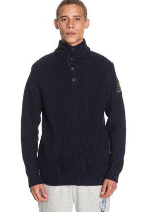 BOULEVARD DES PLAGES - Trui - navy blazer