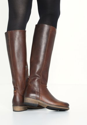 KATHLEEN - Boots - dark brown