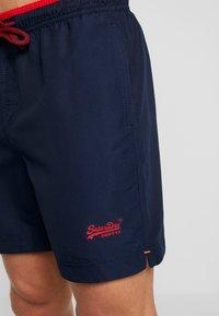 Superdry - WATER POLO SWIM - Shorts da mare - rich navy - 3