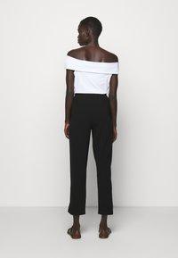 Theory - SABRYNNA DIVISION  - Print T-shirt - white - 2