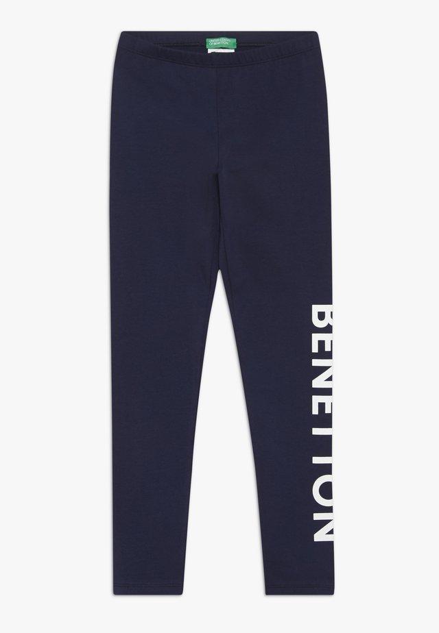 Legging - dark blue