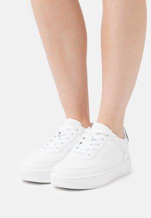 NEW UNION - Sneakers basse - regular white