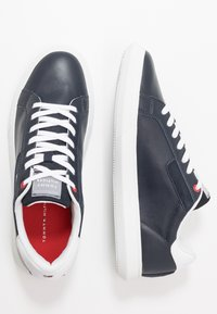 Tommy Hilfiger - ESSENTIAL CUPSOLE - Trainers - blue - 1