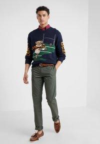 Polo Ralph Lauren - BLEND BEAR - Pullover - navy - 1