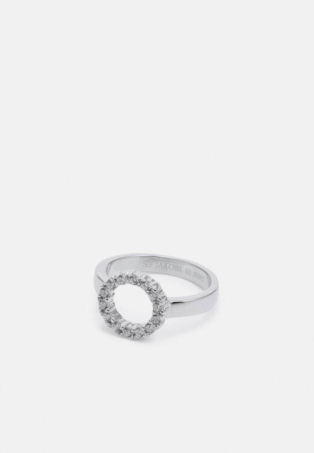 BIELLA PICCOLO - Ring - silver-coloured