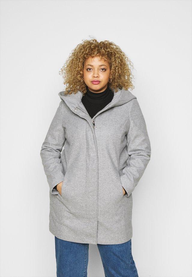 VMDAFNEDORA JACKET - Cappotto classico - light grey melange