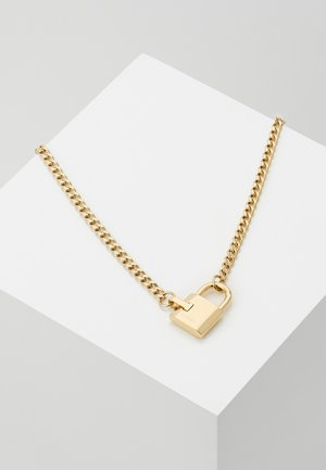 SAFEGUARD - Necklace - gold-coloured