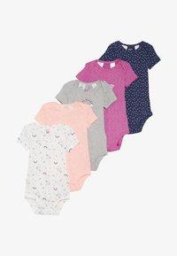 Carter's - GIRL BABY 5 PACK  - Body - multi-coloured - 4