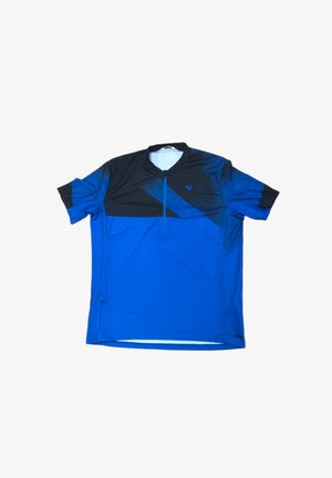 PESLER  - Print T-shirt - blue