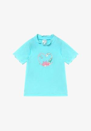 RASHGUARD - Camiseta de lycra/neopreno - light blue