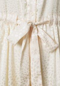 Object - OBJYALANDA DRESS  - Abito a camicia - sandshell - 2