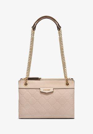 CARA - Handbag - buff