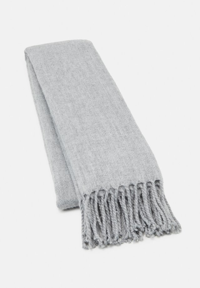 ULLIS SCARF - Scarf - light grey melange