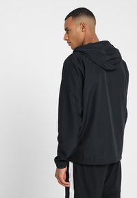 Under Armour - Training jacket - black/onyx white - 2