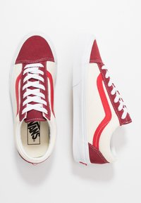 Vans - STYLE 36 - Trainers - biking red/poinsettia - 1