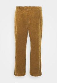 Polo Ralph Lauren Big & Tall - FLAT FRONT - Trousers - new ghurka - 3