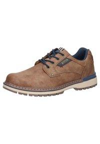 Bama - Sznurowane obuwie sportowe - dunkelbraun - 1
