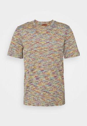 MANICA CORTA - T-shirt con stampa - multicoloured