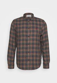 Košile - mottled grey
