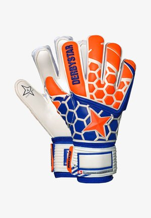 PECT COLUMBA  - Goalkeeping gloves - orangeblauweiss