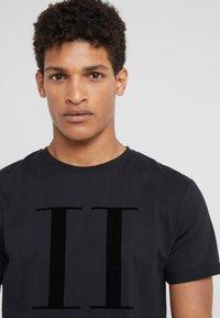 Les Deux - ENCORE  - T-Shirt print - black - 3