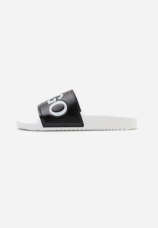 TIME OUT SLIDE  - Pantofle - black