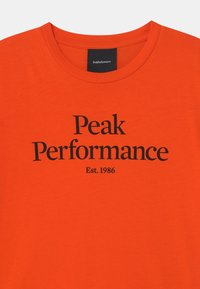 Peak Performance - ORIGINAL UNISEX - Triko s potiskem - super nova - 2