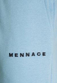 Mennace - Pantalon de survêtement - sky blue - 2