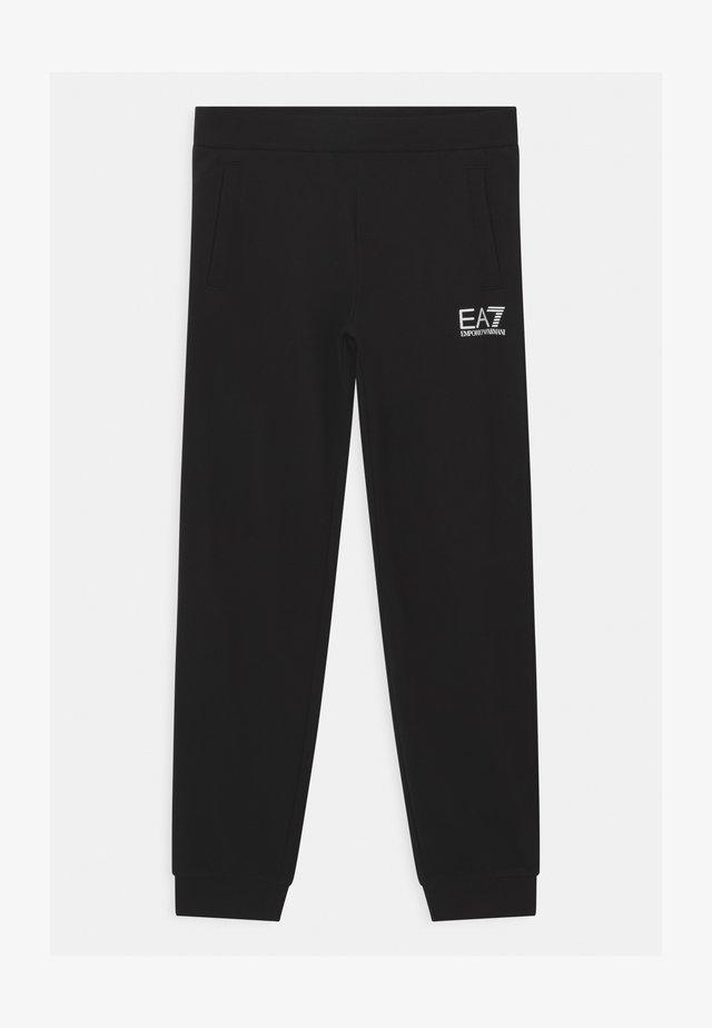 EA7  - Pantaloni sportivi - black