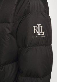 Lauren Ralph Lauren - MATTE FINISH COAT  - Down coat - black - 6