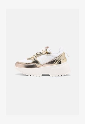 COSMO SPORT - Sneakers laag - gold