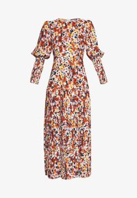 Never Fully Dressed - BLOSSOM DAKOTA DRESS - Kjole - orange - 4