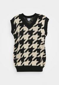 Vintage Supply - VEST - Pullover - beige - 3