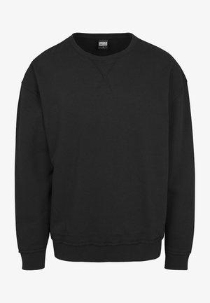 OPEN EDGE CREW - Sweatshirt - black