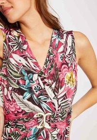 Morgan - Robe d'été - neon pink - 3