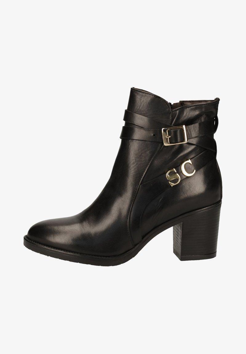 Scapa - Classic ankle boots - noir