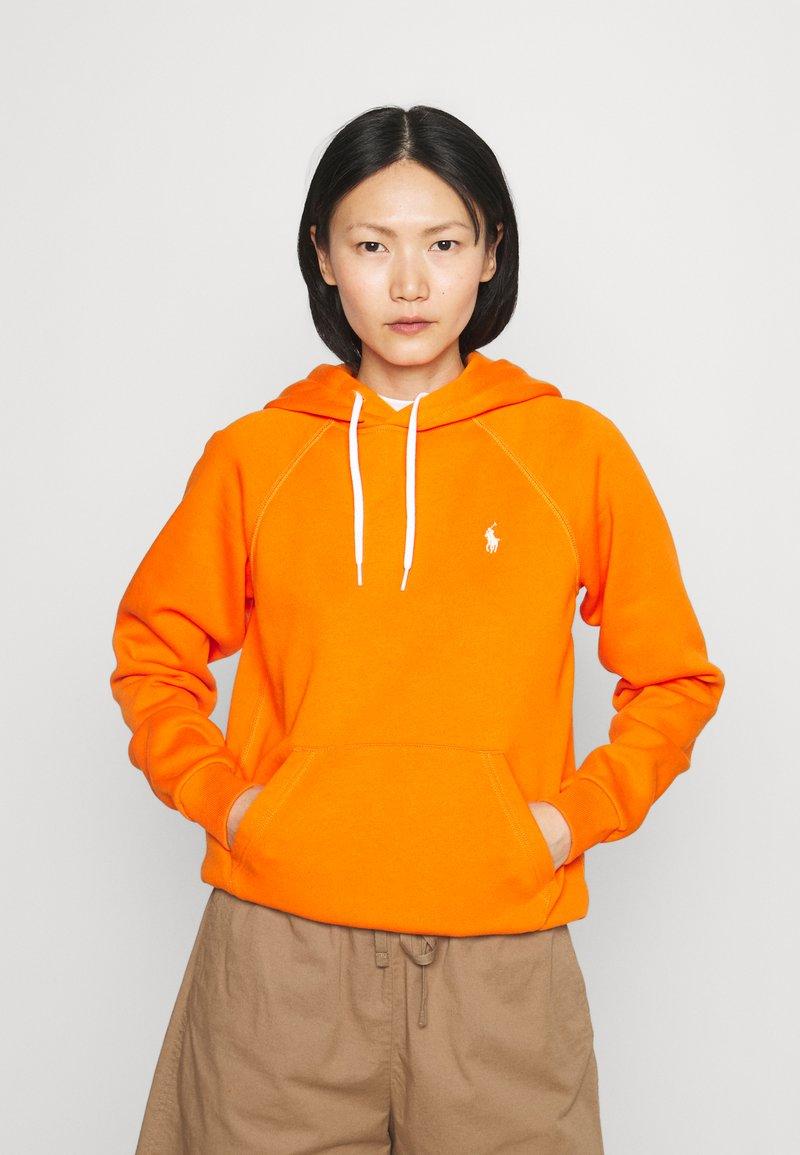 Polo Ralph Lauren - LONG SLEEVE - Hoodie - fiesta orange