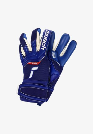 Gloves - deep blue