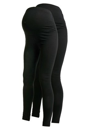 2 PACK - Legíny - black