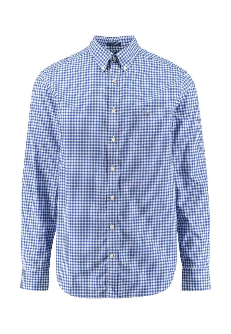 Men BROADCLOTH GINGHAM - Shirt