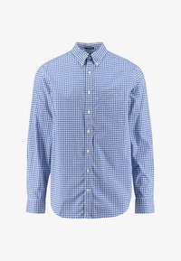 GANT - BROADCLOTH GINGHAM - Shirt - light blue - 0