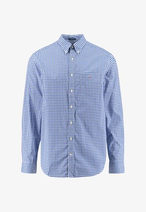 BROADCLOTH GINGHAM - Shirt - light blue