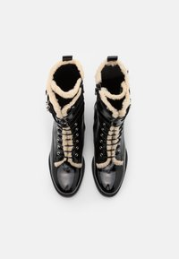 Kurt Geiger London - SERENA - Lace-up ankle boots - black - 4