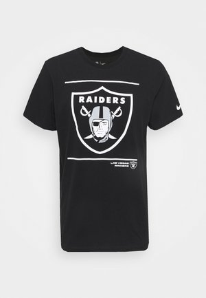 NFL LAS VEGAS RAIDERS TEAM ISSUE - Squadra - black