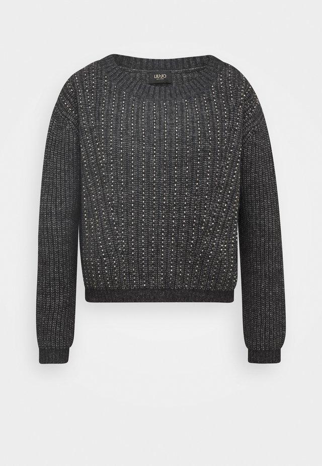 Pullover - carbone