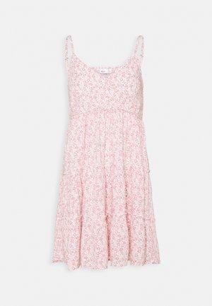 BARE FEMME SHORT DRESS - Denní šaty - pink