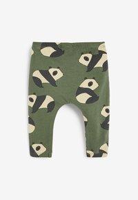 Next - 3 PACK  - Leggings - Trousers - green - 2